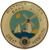 Great Yarmouth pin