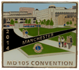 MD105 Convention 2014