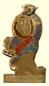 Lions pin 89