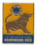 MD105 convention pin