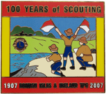 Scout Pin